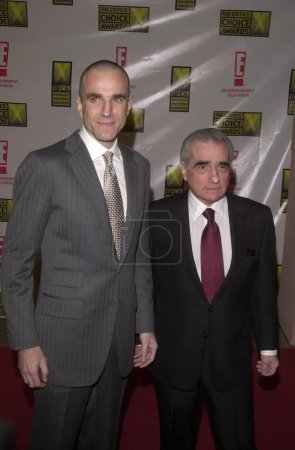 Daniel Day Lewis and Martin
