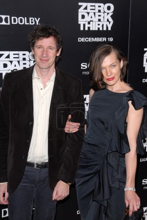 Paul WS Anderson and Milla