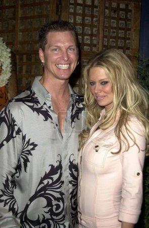 Jenna Jameson and husband
