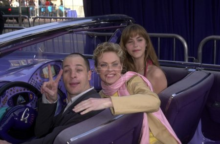 Caitlin Wachs and French Stewart