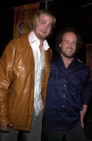 Jeremy Shockey and friend
