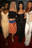 Nadine Ellis, Kasey Cambell, Staci Flood and Carmit Bachar