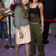 Daveigh Chase and Alexa Vega at the premiere of Di...
