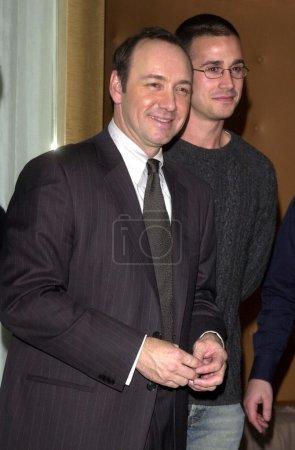 Kevin Spacey and Freddie Prinze