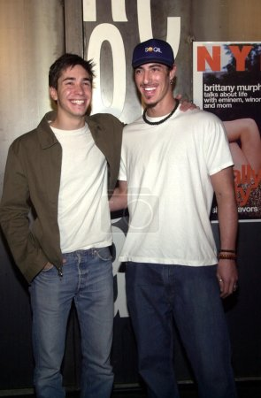 Justin Long and Eric Balfour