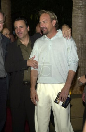 Kevin Costner and Andy Garcia