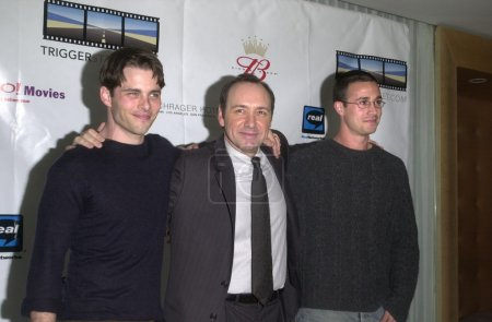 James Marsden Kevin Spacey and