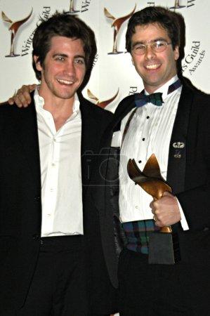 Bruce McKenna and Jake Gyllenhaal