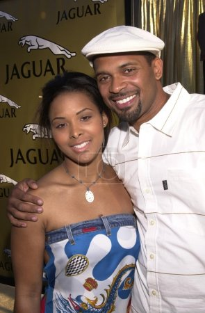 Mike Epps and Michele McCain