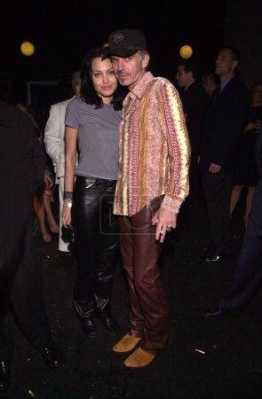 Angelina Jolie and Billy Bob