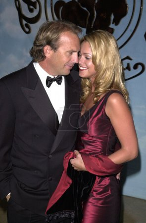 Kevin Costner and Date