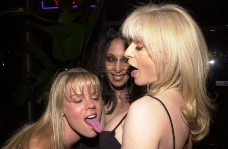 Keri Windsor, Dee and Nina Hartley