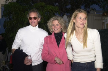 Bruce Paltrow Blythe Danner and