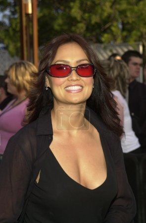 Photo for Tia Carrere at the 2002 ESPN Action Sports and Music Awards, held at Universal Studios, Hollywood, 04-13-02 - Royalty Free Image