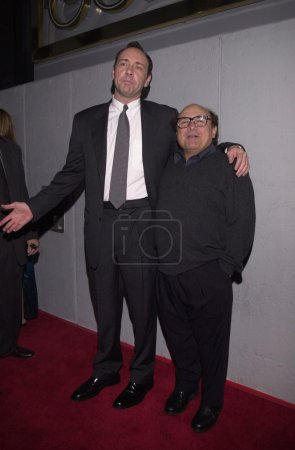Kevin Spacey and Danny Devito
