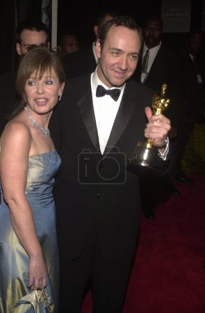 Kevin Spacey and date