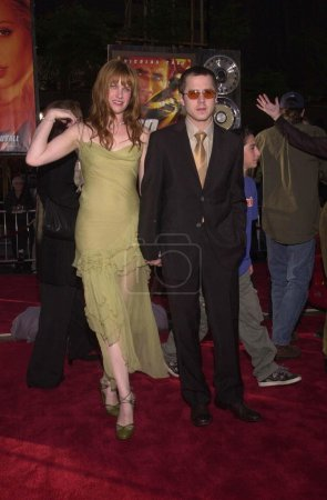 Giovanni Ribisi and Mariah OBrien