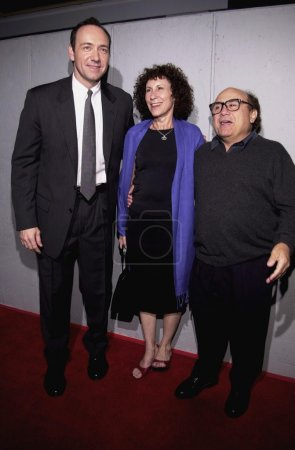 Kevin Spacey Rhea Perlman and