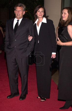 Julia Roberts and Joe Roth
