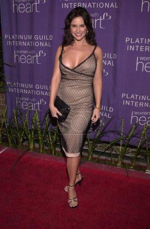 Tanya Memme at Platinum Gold International's