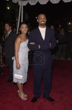 Mike Epps and Michelle