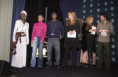 India.Arie, Nelly Furtado, Ja Rule, Laurie Blank, Stevie Nicks and Pat Monahan