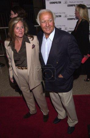 Mitch Pileggi and Arlene Warren