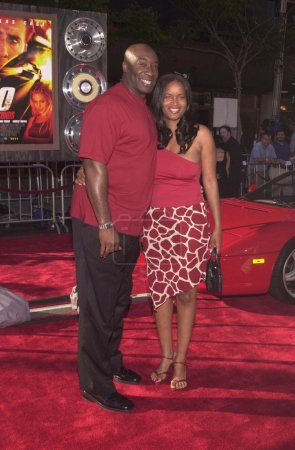 Michael Clarke Duncan and date