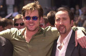 Jim Carrey and Nicolas Cage
