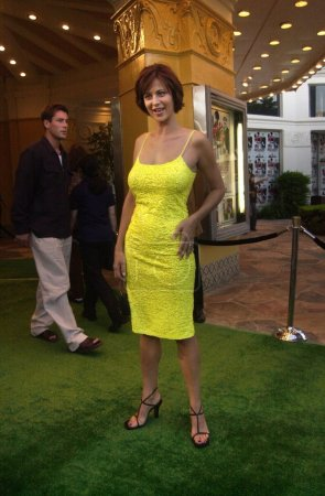Photo for Catherine Bell at the premiere of The Replacements in Westwood. 08-07-00 - Royalty Free Image