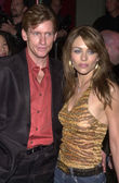 Dennis Leary and Liz Hurley