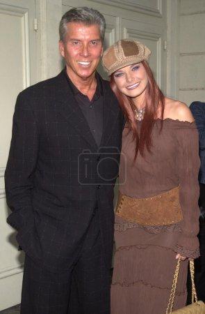 Michael Buffer and Alena