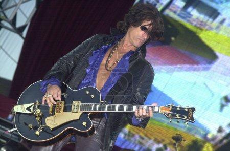 Джо Перри из Aerosmith