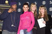 Ja Rule, Nelly Furtado, Laurie Blank and Stevie Nicks