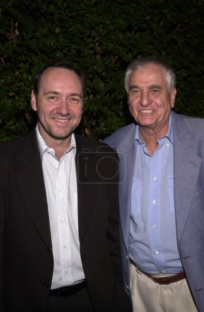 Kevin Spacey and Garry Marshall