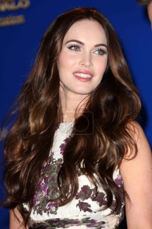 Photo for Megan Fox at the 70th Annual Golden Globe Awards Nominations Announcement, Beverly Hilton, Beverly Hills, CA 12-13-12 - Royalty Free Image