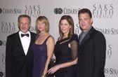 Steven Spielberg, Kate Capshaw, Rita Wilson and Tom Hanks