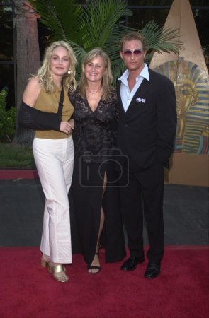 Sharon Stone Kelly Stone and