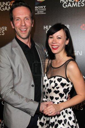 Ben Begley and Renee Dorian