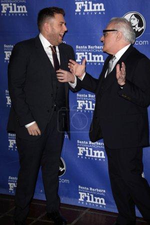 Jonah Hill Martin Scorsese