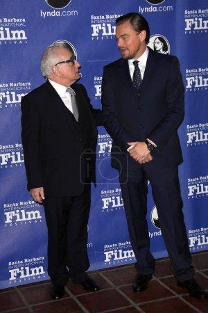 Poster: Martin Scorsese Leonardo Dicaprio