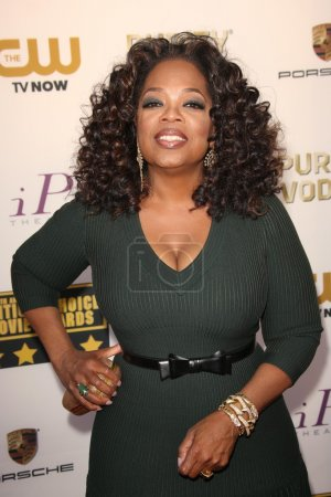 Photo for Oprah Winfrey at the 19th Annual Critic's Choice Movie Awards Arrivals, Barker Hangar, Santa Monica, CA 01-16-14 - Royalty Free Image