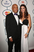 Shannon Elizabeth,  Russell Simmons