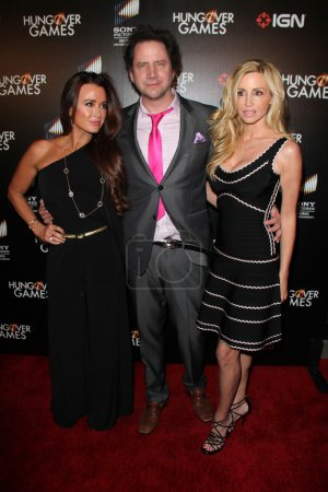 Kyle Richards Jamie Kennedy and