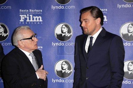 Martin Scorsese Leonardo Dicaprio