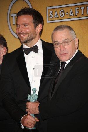 Robert De Niro Bradley Cooper