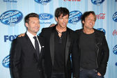 Ryan seacrest, harry connick jr. és keith urban