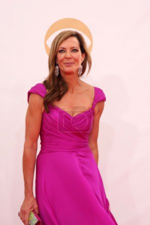 Allison Janney at the 65th Annual Primetime Emmy A...