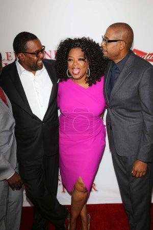 Lee Daniels Forrest Whitaker Oprah