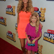 Постер, плакат: Denise Richards and daughter